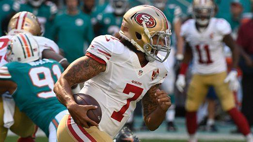 NFL reportedly sought public opinion on Colin Kaepernick in 2017