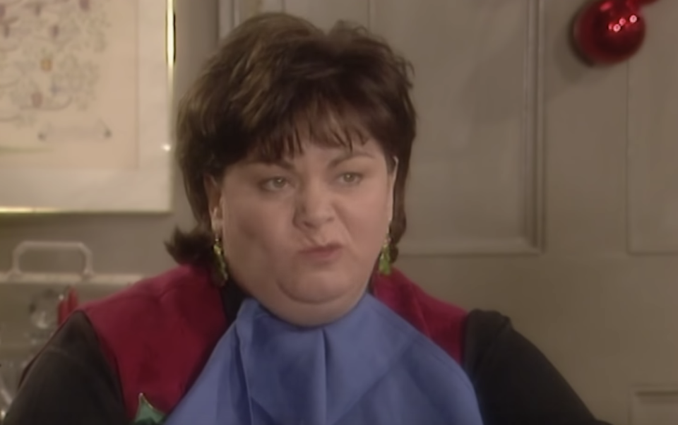 The Vicar of Dibley is a Christmas classic. (BBC)