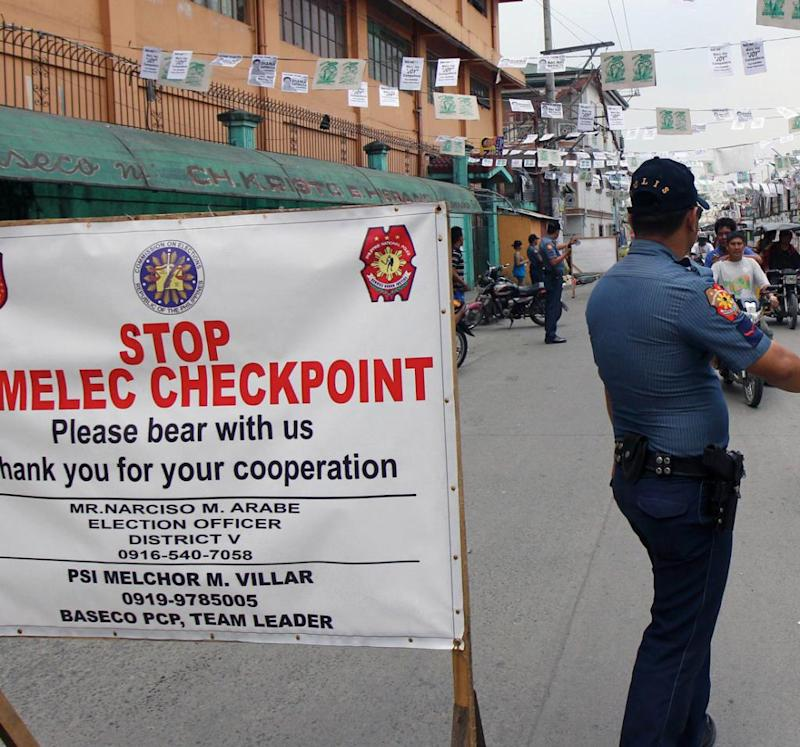violation of comelec resolution no 8714 Resolution no 9588 whereas, to effectively implement the firearms ban during the election period, it is necessary to establish comelec checkpoints whereas, there is a need to ensure that.
