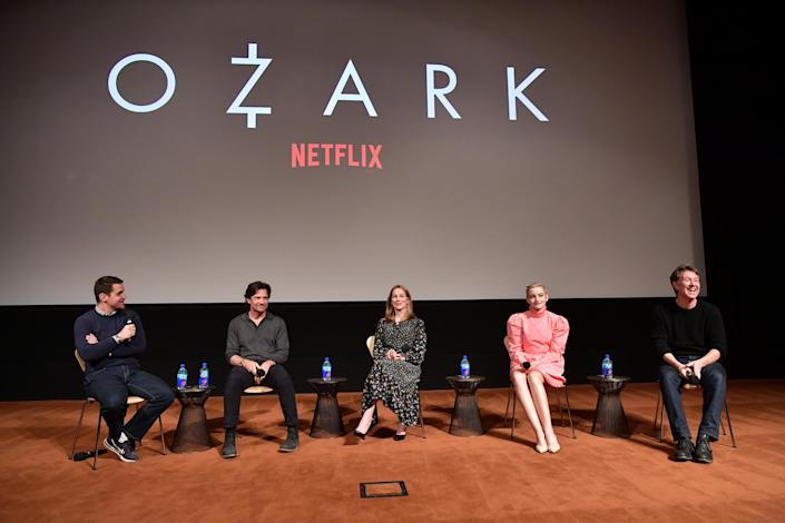 Netflix's strong original titles like 'Ozark' have helped catapult the platform to streaming dominance