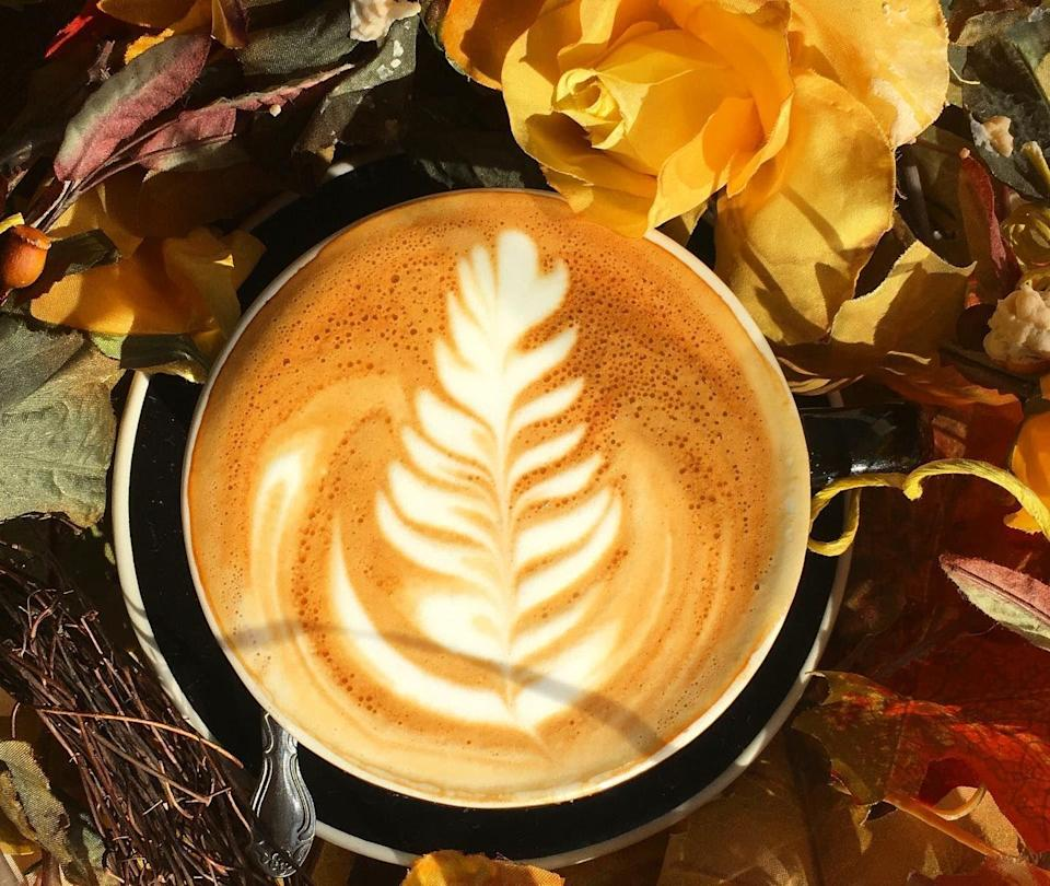 """<p><strong><a href=""""https://www.bse.coffee/"""" rel=""""nofollow noopener"""" target=""""_blank"""" data-ylk=""""slk:Black Swan Espresso"""" class=""""link rapid-noclick-resp"""">Black Swan Espresso</a>, Newark</strong></p><p>Black Swan Espresso is a chic coffeeshop selling amazing coffee and small bites (think sandwiches and desserts), but they also pride themselves on bringing art and culture into the community. The shop showcases artwork from featured artists regularly. </p>"""