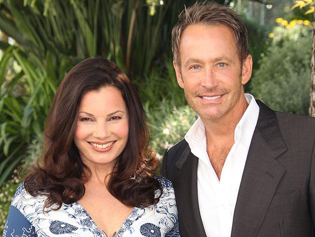 CANNES, FRANCE - OCTOBER 03:  Fran Drescher and Peter Marc Jacobson attend Happily Divorced' photocall as part of MIPCOM 2011 at Hotel Majestic on October 3, 2011 in Cannes, France.  (Photo by Tony Barson/Getty Images)