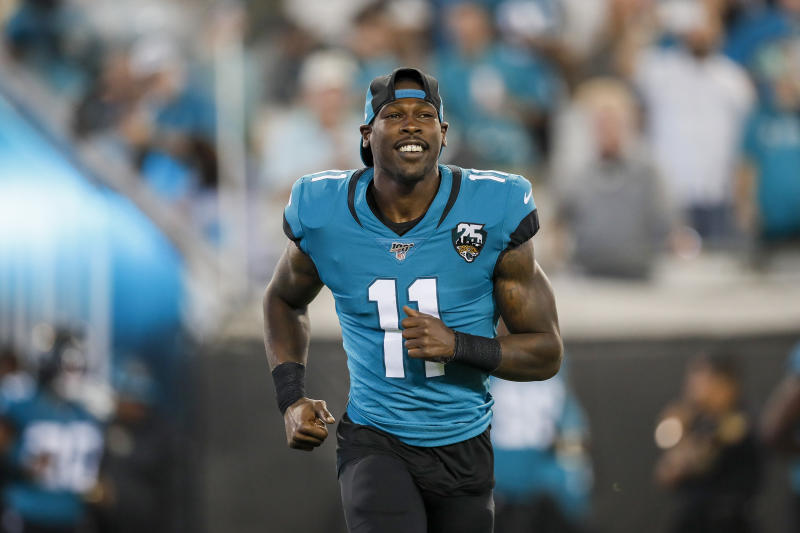 Marqise Lee agrees to one-year deal with Patriots