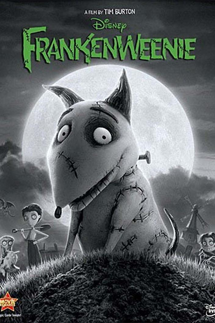 """<p><a class=""""link rapid-noclick-resp"""" href=""""https://go.redirectingat.com?id=74968X1596630&url=https%3A%2F%2Fwww.disneyplus.com%2Fmovies%2Ffrankenweenie%2FmsxVowQvL18k&sref=https%3A%2F%2Fwww.womansday.com%2Flife%2Fg3104%2Fkids-halloween-movies%2F"""" rel=""""nofollow noopener"""" target=""""_blank"""" data-ylk=""""slk:STREAM ON DISNEY+"""">STREAM ON DISNEY+</a><br></p><p>In this black-and-white film, young Victor brings his dog Sparky back to life in a dangerous science experiment that comes with serious consequences. <br></p>"""