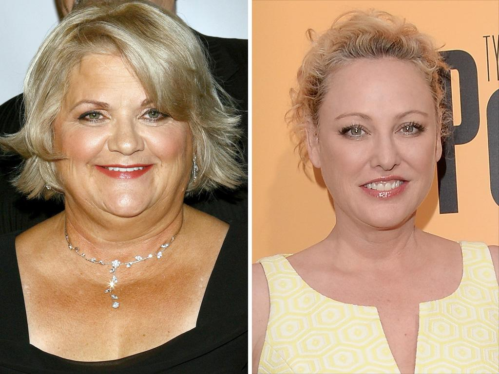 Virgie Arthur and Virginia Madsen