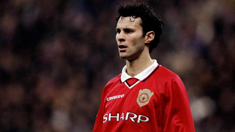Ryan Giggs Manchester United Champions League