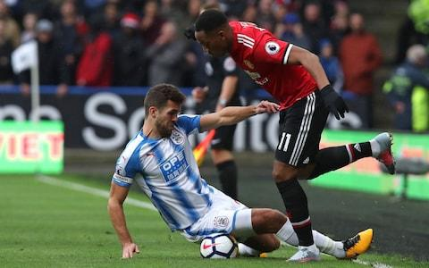 smith on martial - Credit: AFP