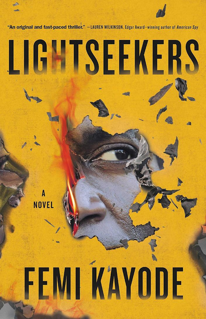 <p>This mystery novel is set in Nigeria, where an investigative psychologist is sent to Port Harcourt to search for answers after three university students are tortured and murdered. (March 2)</p>