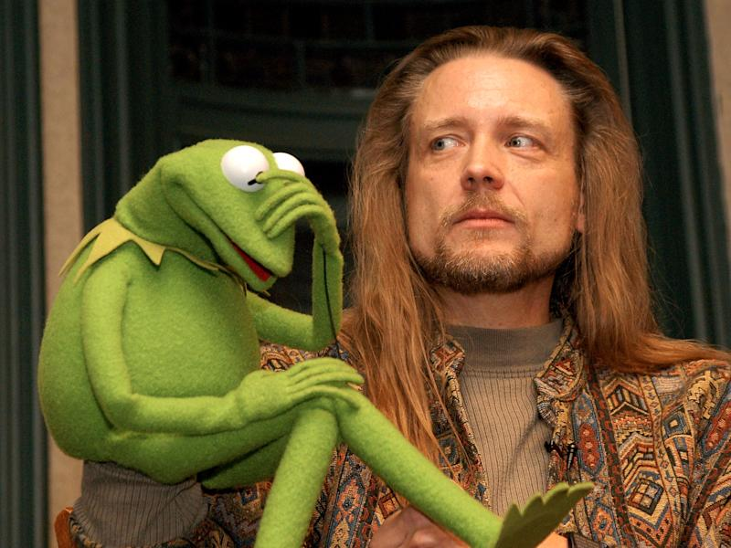 Kermit puppeteer says he was sacked  for giving