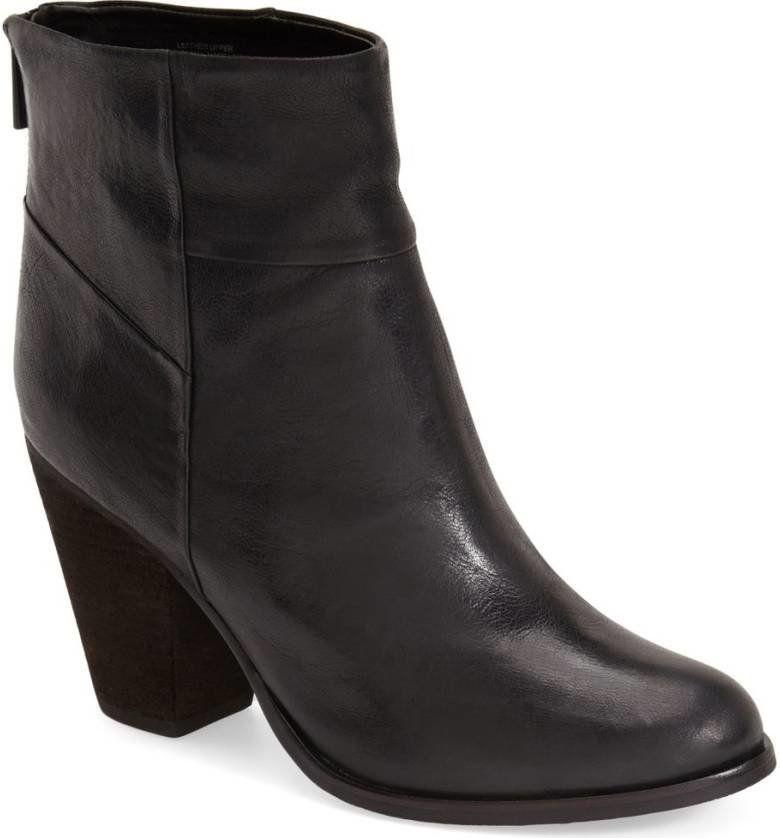 "20% off from $100. Get it <a href=""https://shop.nordstrom.com/s/hadley-bootie/4130575?origin=category-personalizedsort&fashioncolor=BLACK%20LEATHER"" target=""_blank"">here</a>."