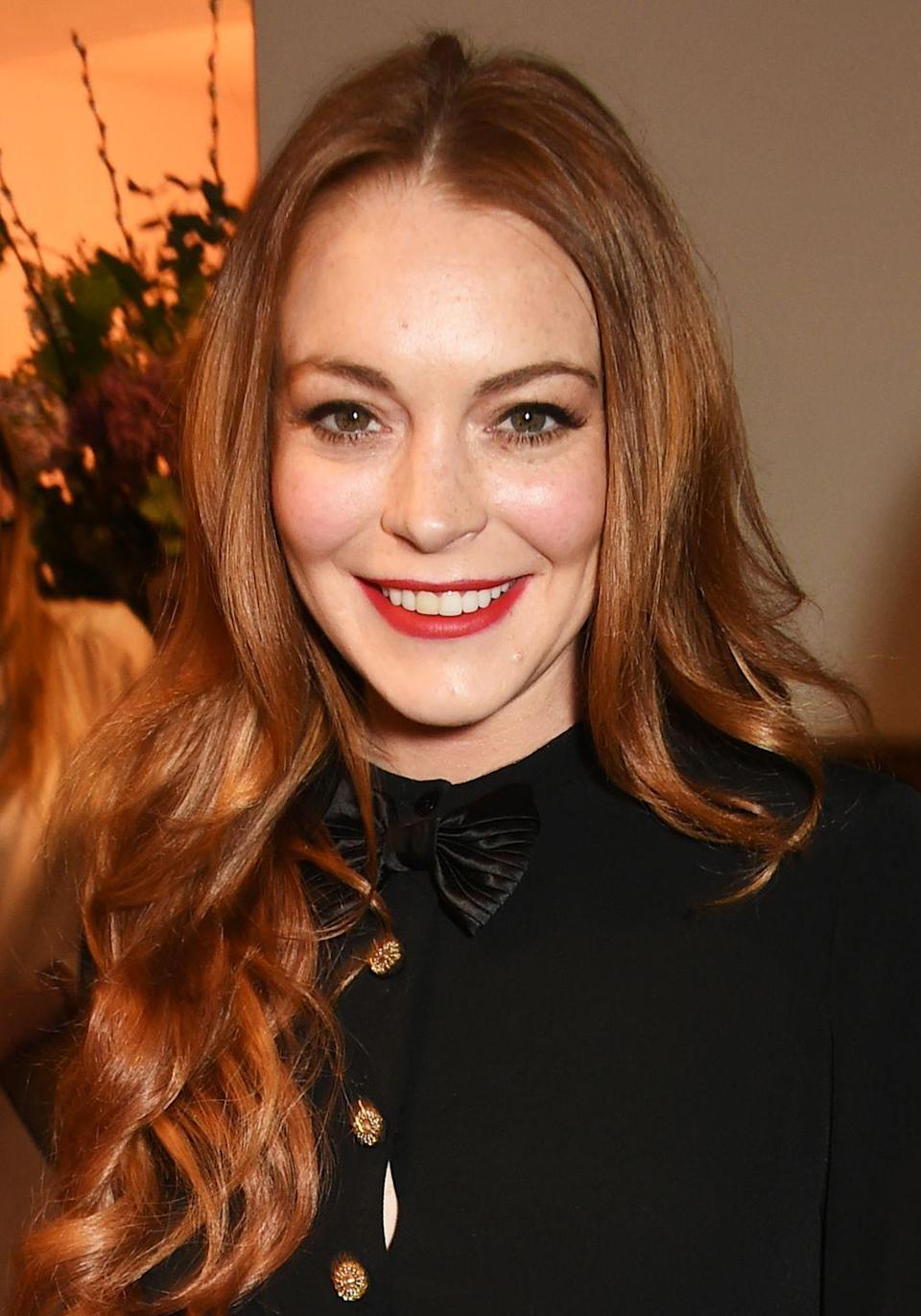 "<p>While celebrating her 27th birthday in rehab, Lohan replied to a fan who wished her a happy birthday who <a href=""http://www.dailymail.co.uk/tvshowbiz/article-2355057/Lindsay-Lohan-pans-2007-horror-movie-I-Know-Who-Killed-Me-birthday-Twitter-session-rehab.html"" rel=""nofollow noopener"" target=""_blank"" data-ylk=""slk:said"" class=""link rapid-noclick-resp"">said</a>, ""I seriously watched <em>I Know Who Killed Me</em> twice last night."" The actress then responded, ""Two times too many."" </p>"