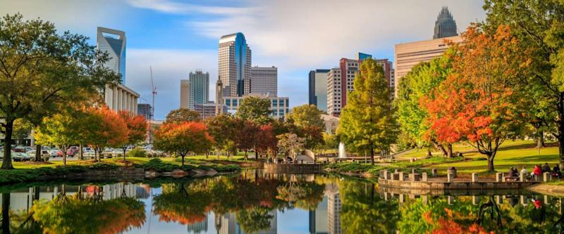 Charlotte offers an effortless mix of charm and city life
