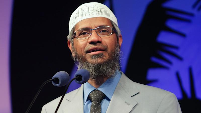 NIA Declares Islamic Preacher Zakir Naik a Proclaimed Offender