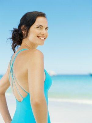 Wear that swimsuit with confidence. Photo by Thinkstock.