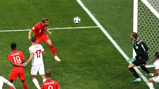 Although the Three Lions skipper scored both goals in a 2-1 Group G win over Tunisia, Harry Kane was frustrated by big decisions.