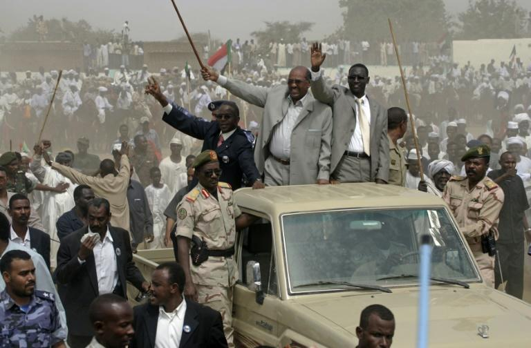 Prosecutors issued international warrants for the arrest of Sudanese President Omar al-Bashir -- seen here in 2009 -- over the deadly conflict that racked the western Darfur region
