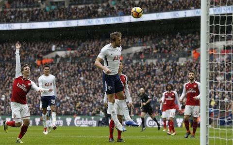 "Harry Kane was famously told aged eight that he was no longer required by Arsenal. Yet in the last seven months alone, the club he left 16 years ago have spent around £102 million on two ­strikers who may never reach the ­levels of Tottenham Hotspur's main man. A sobering thought for the team that were second best in this north London derby by some distance in terms of ­performance but were beaten by the slender margin of one Kane goal, his seventh in this, his seventh derby match. ""A super striker who is one of the best in the world and he scores against everybody,"" was the day's most telling description of Kane, who had a magnificent game, and it was offered by Arsene Wenger in defence of his own players' shortcomings against the Spurs striker. Kane symbolises the new Tottenham, still without a trophy in the ­Mauricio Pochettino era but a dynamic, high-pressing team who face Juventus in Turin on Tuesday with ­renewed ­belief that they can compete against the best teams in Europe. Their record now stands at seven points in total from their games against Manchester United, Liverpool and ­Arsenal and this was as good as ­anything they produced at Wembley against United, dominating a second half during which they should have put Arsenal away. Spurs 1 - 0 Arsenal (Harry Kane, 49 min) As it was, Wenger's team were ­almost given an escape route in the closing stages when the substitute Alexandre Lacazette went through in the third minute of injury time and missed the target. Rattled for the first time, Mousa Dembele conceded a free-kick on the edge of the area and with ­practically the final kick of the game, Mesut Ozil, the best-paid player in the history of Arsenal, clipped his shot into the Spurs wall, which was no more than his side deserved. Wenger railed against what he saw as the missed opportunities of the first half with the highly debatable claim that Arsenal should have had the game won by the break. ""We missed opportunities on the counter-attack that are not missable at our level with the final ball,"" he said. ""In the second half we should have lost the game by more than one goal. We were destabilised by their goal and they had two or three opportunities."" The manner in which his team were dominated would have been of great concern, with scarcely any opportunity of note in the game for Pierre-­Emerick Aubameyang, and with Henrikh Mkhitaryan substituted and Lacazette's confidence betraying him at that final moment. Spurs had squeezed Arsenal relentlessly throughout, and there was no one in the away side with the influence to match that of Christian Eriksen, Dembele of the ­incomparable Kane. Their record now stands at seven points in total from their games against Manchester United, Liverpool and ­Arsenal and this was as good as ­anything they produced at Wembley against United, dominating a second half during which they should have put Arsenal away. Lacazette missed two huge chances to equalise late on Credit: REUTERS As it was, Wenger's team were ­almost given an escape route in the closing stages when the substitute Alexandre Lacazette went through in the third minute of injury time and missed the target. Rattled for the first time, Mousa Dembele conceded a free-kick on the edge of the area and with ­practically the final kick of the game, Mesut Ozil, the best-paid player in the history of Arsenal, clipped his shot into the Spurs wall, which was no more than his side deserved. Wenger railed against what he saw as the missed opportunities of the first half with the highly debatable claim that Arsenal should have had the game won by the break. ""We missed opportunities on the counter-attack that are not missable at our level with the final ball,"" he said. ""In the second half we should have lost the game by more than one goal. We were destabilised by their goal and they had two or three opportunities."" The manner in which his team were dominated would have been of great concern, with scarcely any opportunity of note in the game for Pierre-­Emerick Aubameyang, and with Henrikh Mkhitaryan substituted and Lacazette's confidence betraying him at that final moment. Spurs had squeezed Arsenal relentlessly throughout, and there was no one in the away side with the influence to match that of Christian Eriksen, Dembele of the ­incomparable Kane. Average touch positions (0 min) As for Wenger, the picture as regards the Champions League is that much more grim after this, a defeat in a game he admitted Arsenal could not afford to lose. Asked whether the Europa League was the best route for his team back into the Champions League, Wenger said dolefully that it was ""too early"" to say. ""Football is not about switching off for three games and switching it on for one game,"" he said. ""Manchester United decided that [about the Europa League] once they were in the semi-­final but we are far from the semi-final. I think we have to fight to have a chance to come back. Overall it is a very disappointing result because the priority has to be to get to the Champions League through the Premier League. ""I am not a great fan of the Europa League being a qualifier for the Champions League because I think it is not right. If it is an opportunity we will have to try to take it but the priority is still the Premier League."" His team have won just three away games this season, against Crystal ­Palace, Everton and Burnley, and lost their last three in a row. It is early days yet for Aubameyang and Mkhitaryan but the newly-minted Ozil again looked less than the indispensable player his contract suggests he should be. The gap is seven points to Spurs, which is not unbridgeable but on this day it looked like a very long way indeed. 2:43PM Expected goals xG map for the North London Derby. Tottenham utterly dominated the second half, then escaped in stoppage time after some poor finishing. pic.twitter.com/s0whMf54P4— Caley Graphics (@Caley_graphics) February 10, 2018 2:42PM Mauricio Pochettino says ""First half both teams have good energy, they were so compact, they tried to find the space and it was difficult to break down them. I think we dominate first half. Second half we had same shape but we were much better, moved the ball better and found space, create problems. ""I think the score should be 3-0 but in football if you don't kill the games then you can concede some chances and suffer but I am so happy for three massive games, the performance was amazing. [Kane]'s our future. It's amazing all he's achieving and we are so proud he's in our side."" 2:39PM Rio Ferdinand laying into Koscielny The ex-defender has shredded the midfield organisation, pointing out how dreadful it was in the second half but the panel is now onto the January transfer window. Buying Jonny Evans may have made a difference but Arsenal's problem isn't the centre-backs, it is the entire team's approach to defending. Kane didn't score because Koscielny lost him, but because Davies was able to angle the exact ball needed to set up the header. Had Ozil closed down his man properly, that goal wouldn't have happened. 2:32PM Kane post-match ""It was nice to score, I had a few headers int he game. I thought we deserved it, should have finished it off. ""I look forward to these games, it was a great performance by the team. We're a fit squad and know if we keep playing chances will come. We had chances, they had a few chances, we're really pleased with the win. ""We had tough fixtures, United, Liverpool, Arsenal all in a row and we got seven points from them. Champions League now, we just need to keep the momentum going. I can't wait for Juventus."" 2:23PM Wenger's team talk What could Wenger have said to them at half time? Spurs came out aggressive, enthusiastic, determined while Arsenal slithered to a start. They were caught dozing, lost every duel, were second to every challenge - Spurs were better in every department. 2:21PM FULL TIME OZIL HITS THE WALL! Spurs win the North London Derby! A deserved win too. They battered Arsenal for most of this one and Arsenal's expensive flops missed golden chances at the end to make it 1-1. Don't forget the million easy ones that Spurs missed too! Spurs are without doubt the superior north London force in the modern day. 2:20PM 90 mins +4 Oooohhhhhhh but there's one chance left! Dembele brings down Welbeck in the D! Arsenal have one last chance to shoot from a perfect free-kick position!!! The tension... Spurs are scared here. 2:19PM 90 mins +3 OH MY GOD LACAZETTE IS IN! BUT HE'S MISSED FROM SIX YARDS! The long through ball from Iwobi is amazing, it bypasses everyone and Lacazette is clean in behind every single defender. He only has the goalkeeper to beat and shoots wide. That is dreadful. Wenger can't believe it. I can't believe it. That's a gift. 2:17PM 90 mins +2 LACAZETTTTTEEEEEEEEEEEE!!!!!!!!!! Oh dear. That was Arsenal's one chance. They counter, Bellerin sends a beautiful ball into the area and Lacazette can line up his volley from 12 yards... and puts it miles over the bar. Awful effort. He stares at the floor. That boy hasn't looked quite right for a while now. 2:15PM 90 mins Kane covers for Davies at left-back and buys a free-kick from Bellerin. And all of a sudden, Lamela is completely in behind the Arsenal defence with one pass from deep - how on earth has that happened?! Lamela doesn't even know what to do and ends up shooting wide but that is... that shouldn't happen. 2:13PM 88 mins Wilshere has been the best Arsenal player, except Cech today, and he has just nearly threaded Welbeck into a one-on-one chance to shoot in the Spurs box. The substitute isn't aware or alert and doesn't control it - had he done so, that would have been a huge opportunity. 2:11PM 86 mins Wenger has abandoned team shape and strategy now and thrown on Welbeck for Xhaka. That means they have three central strikers, an Iwobi, an Ozil and a Wilshere all on the pitch. Instructions: do the football, score them goals. 2:10PM 85 mins Spurs vs Arsenal shots on goal Aubameyang is just offside as he threatens to sprint in behind. Arsenal might have been second best all over the pitch but they're not done here yet! Spurs vs Arsenal Monreal slides in from behind on Kane and concedes a corner, getting a good chunk out of Kane in doing so. Dele Alli knows he's coming off but looks away from the touchline and gets ready for the corner. Arsenal players get annoyed and urge him to leave the pitch with a friendly shove in the back. Wanyama on. 2:07PM 82 mins Iwobi gives it away again! He goes on a dribble towards Spurs players and runs into trouble, spreads play to the left but doesn't put any conviction in the pass and nearly hands a counter-attack to Spurs. 2:05PM 80 mins Wilshere is getting wound up. Lamela swipes at him with a lunging tackle - leaping into it - and is booked. What can Arsenal do to get back into this game? Iwobi has been caught in possession a few times since coming on and done almost nothing of note. Not really an impact substitution... 2:03PM 77 mins What did Wenger even say to his players at half time? They've come out all soggy and pathetic. Spurs are winning every battle, every 50/50, running more, tackling harder, passing better. And Cech has just made another brilliant save to keep it 1-0! Trippier is denied this time at the near post, though his shot is hit far too centrally and at waist height, giving the keeper a good chance of stopping it. 2:00PM 75 mins Arsenal briefly enjoy a spell of possession in Spurs' half and then Aubameyang fouls Sanchez. The absolute state of this graphic (from an Arsenal point of view): Spurs vs Arsenal shots on goal 1:58PM 73 mins And LAMELA IS IN! Kane is wiped out, play continues, Lamela comes inside the left-back and the centre-backs can't get close... Cech makes a great save! Arsenal have been dreadful in this second half. 1:57PM 72 mins OOOOOOCHA! Mustafi passes inside to Cech, Alli closes him down and Cech passes back to Mustafi. BUT HE'S PASSED IT STRAIGHT TO ALLI! Luckily for him it's out for a goal kick. What are Arsenal playing at here?! And Alli is in again! A defence splitting pass puts him one on one with Cech but he taps it wide of the goal. Oohhhhh my word he's just missed a golden chance to make it 2-0. You get the feeling Spurs are going to regret missing all these chance - I'd love to know the expected goals figures for today. 1:55PM 71 mins Son isn't on his game today. Spurs take advantage of sloppy Arsenal play and Alli passes wide to him on the edge of the area. He lines up a top corner smash but puts his foot way under the ball and it flies over the top of the stadium roof. That's his last touch too. Lamela comes on in his place. 1:54PM 69 mins Kane wins a header as Mustafi jumps for it like a salmon leaping out of water and flops to the floor. Wilshere loses control and Kane uses his body well to win the tackle but the referee sees it as a foul. Kane cuts inside and Son sprints wide left. He's in here it Kane can get the pass through... and he does! But Son doesn't control it! Arsenal counter attack, get to the box and Wilshere lines up a shot on the edge of the area on his left foot. SAVED BY LLORIS! It's a powerful effort to the top corner but Lloris reads it early. Attempt Saved: Arsenal ( 68 min ) 1:51PM 67 mins Aubameyang has gone wide left, Lacazette through the middle and Ozil wide right. Iwobi, Xhaka and Wilshere in midfield? It's probably a 4-2-3-1. Lacazette has been caught offside because he's busy doing his socks - what on earth has been doing on the subs bench for the last 65 minutes? Put your football clothes on, pal. 1:50PM 65 mins The attendance is 83,222 at Wembley, which makes it the highest attendance of any Premier League player ever. Mkhitaryan and Elneny come off, Lacazette and Iwobi are on. That'll be a change of shape as well but I'm not quite sure what it is. 1:49PM 64 mins Eriksen fires a free-kick from wide left into the area, aiming it into a sea of bodies at speed. He wins a corner and sends that to the six yard box, but Cech heads clear. Eriksen has another chance to cross but Cech gathers. Ozil passes inside and is so, so, so close to handing Spurs a four on two in Arsenal's half. Steve McManaman does his trademark off-mic 'Woooooohhhhhhhhh' noise for about the fifth time today as a result of Arsenal's passing. Wenger is about to make some substitutions. 1:46PM 61 mins Credit: AFP Arsenal are in Spurs' half but the passing in the final third has been shocking all game long. Ozil gives it away, Wilshere gives it away, Spurs battle and win it back. Xhaka's control lets him down, Arsenal consider pressing from the front but abandon the idea quickly. Eriksen wins a throw deep in Arsenal's half near the box. 1:43PM 58 mins Vertonghen wins the header! Arsenal are being beaten to every single high ball. Arsene Wenger thinks Arsenal should have won a free-kick for Kane's goal, with the striker appearing to nudge Koscielny in the back. It's never a foul. Arsenal can't get hold of the ball. Spurs vs Arsenal shots on goal But they're not out of it yet. 1:42PM 57 mins Eriksen takes it... and Cech tips over at the top corner! Great effort. Spurs corner. 1:41PM 56 mins Arsenal are still sitting deep, inviting pressure and hoping they can counter-attack but Spurs are pressing them intensely and winning the ball back quickly. Bellerin doesn't go in hard enough on Son and loses the ball, Son then dribbles to the box and goes down in the D. It's a foul, play-on says the ref... and it's pulled back for a free-kick in a very dangerous area. 1:39PM 55 mins Spurs have all the momentum, Arsenal on the back foot. Trippier completely bins a player on the right and crosses to the centre. The ball sits up perfectly for Kane to smash the volley! It must be!!!! But he strikes straight at Cech! The rebound falls to Alli, he can't react in time. Neither can Son... chance gone. Arsenal are all over the place. 1:37PM 52 mins KANE MUST SCORE!!!!!! He's just missed another chance seconds after the first goal but heads wide from six yards! Arsenal's defence are all over the place! 1:37PM GOOOOOOOAAAAAAALLLLL! Kane goal Spurs have the lead and what brilliant header this is! Kane, or Shearer 2.0 as he should be known, rises to power a shot past Cech, who stays rooted to the spot. Spurs have started this half superbly. Spurs 1 - 0 Arsenal (Harry Kane, 49 min) 1:34PM 48 mins Mkhitaryan wins a free-kick over on the left wing, Arsenal keep the ball but are put under heavy pressure from Spurs' forward press. Cech has the ball AND KANE IS CLOSING HIM DOWN! The goalkeeper has to stretch to quickly clear that away from the area just as it looked like he might get caught out. 1:31PM 46 mins Spurs attack from the start of the half and Davies overlaps Son and drills a low ball into the box. Arsenal defend it well but that was a promising attack from the home side. 1:30PM KICK-OFF 2 And we're back! 1:19PM Average positions Average touch positions (half time) 1:16PM Team talks ""Where's the passion, lads?""— gunnerblog (@gunnerblog) February 10, 2018 I'm going angry, ""where's the passion lads!""— Jack Waterston (@JackWaterston) February 10, 2018 1:16PM HALF TIME That was pretty good. There's been a lack of quality in the final third with both teams getting far too excited when near the goal, but for the majority they've cancelled each other out. One of those passes will work at some point and it very nearly did for Aubameyang earlier. 1:15PM 45 mins Spurs are passing around the halfway line. Arsenal closing them down once they get near the final third but Spurs are still able to find space and keep the ball. 1:13PM 43 mins This is amazing. South Korea is absolutely fanatical about Son Heung-min. 30-min doco about him on TV on Monday. More tonight. And they don't show Spurs badge for match, just his head pic.twitter.com/tscL6XMy9L— Simon Austin (@sport_simon) February 10, 2018 On the pitch Son's had a lot of the ball but Arsenal are closing him down quickly, giving Bellerin a hand. He needs it too. Arsenal are lacking a lot of width on that right side since Bellerin can't steam up the wing like he usually does, preoccupied by defending against Son. 1:10PM 40 mins Bellerin shoots from 25 yards on the angle, mistaking real life for FIFA 95 on the Megadrive. It's over the bar. Out: Spurs 0 - 0 Arsenal (Héctor Bellerín, 41 min) 1:10PM 39 mins Spurs win a free-kick wide left about 30 yards out. Eriksen stands over it... and it's a good delivery. Kane attacks but Mustafi jumps and wins the header, then Arsenal win a throw. Arsenal counter quickly, Mkhitaryan bursts through the middle and plays a disguised pass out to Ozil on the right. He looks up and drifts the ball to the left towards Monreal but it slows the move down and Spurs get back. Sanchez is able to bundle it to the keeper. 1:06PM 37 mins Credit: AFP Spurs have the chance to break, Wilshere tracks Eriksen back and intercepts, Xhaka doesn't read the play and Arsenal lose the ball in Spurs' half. 1:04PM 35 mins Wenger may have told his players to knock the ball forward at every possible opportunity and take advantage of their pace upfront. There's been very little tip-tap passing in the centre of the pitch and their sitting deep when out of possession, letting Spurs play with the ball and acting as the counter-attackers themselves. It's like the strategy is to force Spurs out of being the counter-attack team since that is their strength. Mkhitaryan's not found his touch today and ballooned another pass miles away from anyone. 1:01PM 32 mins Credit: REUTERS Kane looks offside as the ball is chipped over the top for him but he controls and threads in Alli, who looks for Eriksen on the underlap with a through-ball. Cech gathers. Arsenal have drifted out of this one. 12:59PM 30 mins Alli's first touch isn't great but he rescues it and wins a corner as Mustafi nervously deals with him. It's sent deep to the corner of the box, Trippier taps it back inside and Dembele swings at the shot and doesn't get decent contact. Cech is relieved to gather the ball before Kane can pounce. 12:58PM 27 mins Eriksen gets on the ball on the left and drops a couple of yards away from the defenders into the half space. This is where he's most effective and he whips a cross into the area... and KANE IS THERE! But he heads over from close range! Huge chance missed for Spurs. It was difficult to get that ball on target with pace but Kane usually does much better with those. Miss: Spurs 0 - 0 Arsenal (Harry Kane, 27 min) 12:56PM 26 mins Spurs vs Arsenal shots on goal The pace has slowed down ever so slightly. Sanchez gives the ball away to Aubameyang but his control lets him down and they get away with it. 12:53PM 23 mins Look how much space Trippier is finding. This is meant to keep Monreal back and is sort of working. It means that when Spurs concentrate play on one side of the pitch they can instantly switch to the other, something Barcelona used to do a lot under Guardiola. 12:49PM 20 mins Wilshere kicks the air when a very decent chance to shoot presents itself and the Spurs fans love it. Credit: REUTERS 12:48PM 19 mins Son is causing problems on the left for Spurs - Bellerin doesn't like him. He skips past a Wilshere challenge in the box, the kind that makes you think a penalty is on its way, and tries to get a cross low into the box. Arsenal clear. Trippier is finding loads of space on the right wing, making the team shape a weird sort of 3-3-3-1 in possession. Average touch positions (17 min) 12:45PM 16 mins Spurs have another corner, Arsenal have everyone in the area... but Dier still gets a header on goal. Wide. Three defenders have surrounded him but don't win the aerial challenge. Arsenal decide not to play out from the back and Cech launches a goal kick up the pitch. Spurs win it back immediately. That might actually be part of the plan today... Possession: Spurs vs Arsenal 12:43PM 13 mins AUBAMEYANG IS IN! Oooooh he's offside. Just offside. Wilshere finds him with an absolutely superb through-pass. 12:41PM 12 mins Aubameyang looks dangerous here. His movement is so smart and Arsenal's wide players are looking for him with early crosses from the wings. Kane barges Mustafi and concedes a foul... but on replay that looks a little weak. This is a fascinating counter-attack game at the moment. Both teams looking to break quickly in numbers. 12:39PM 10 mins Monreal curls the ball into the area and it's an awkward one to deal with. It bounces just in front of Wilshere and then looks like it might bounce onto the arm of a defender, Spurs seem panicked. And then they're away! Alli breaks down the left, Kane takes the ball inside and Cech parries it behind for a corner. And now Arsenal are on the counter! Mkhitaryan takes it on the left and chips just slightly too far ahead of Aubameyang. What a game this is already. Pass: Spurs 0 - 0 Arsenal (Henrikh Mkhitaryan, 9 min) Arsenal passing around the Spurs final third now. 12:37PM 7 mins Son has space on the left! The crowd rise to their feet, he takes his man on... but has to go backwards. Spurs get forward and join in and a great ball out to Trippier sets up a cross. He whips towards the near post but it's cleared. Spurs win a corner. Arsenal deal with it well and have a counter-attack on! They have one Spurs defender to beat and three forwards chasing... but the pass is poor. Mkhitaryan is then caught by Trippier. 12:35PM 5 mins Both teams a little nervy on the ball, first touches aren't quite settled yet and passes are being overhit. That'll calm later on but at the moment both sides are testing each other out. A long ball down the wing for Aubameyang, he holds off Sanchez and wins a corner. Great play! Dele Alli heads the ball clear, Elneny tidies up but his searching pass for Ozil on the right is straight out for a throw-in. 12:32PM 3 mins It's a frantic start to the game. Both teams are a little excited and getting the ball forward too quickly, moving it when there isn't really an option. Son is hugging the left wing, Trippier the right, Arsenal dropping deep behind the ball early on. 12:30PM KICK-OFF We're underway. 12:29PM Aubameyang's shinpads Allegedly. A person off Twitter said it so it must be true. Aubameyang's shinpads �� pic.twitter.com/vYGo0XVXmm— James Benge (@jamesbenge) February 10, 2018 12:27PM Here come the players It's almost football time. Wembley is rammed, the BT Sport cameras have just focused on a bunch of Arsenal fans giving rival supporters instructions on how best to empty a stubborn bottle of ketchup... and it's Clive! 12:22PM Elneny and the 4-3-3 This guy could be key today. Why Mohamed Elneny could be key to an Arsenal return to 4-3-3 against Chelsea As we've touched on, Arsenal need a bit of help in defence from time to time and Elneny's role is something between a holding midfield player who recycles the ball and starts moves, and a half-back, dropping deep between the centre-backs as a sort of sweeper. Doing this gives Arsenal a back three and makes one of the attacking midfielder drop back into central midfield to give a bit of stability. Both teams have a player that does this. For Spurs it's Eric Dier. 12:17PM Jan Vertonghen Rio Ferdinand has just said that he reckons Jan Vertonghen is the best defender in the league and I'd be inclined to agree with him. A solid defender, he's also superb at taking the ball out from the back, going past players and spotting a pass - in his younger days he was often a left-back, which must have helped develop his sense of positioning and ability to go past players. 12:02PM Arsenal players arriving Credit: GETTY IMAGES They're warming up now but here's some photos from before, Credit: GETTY IMAGES 11:54AM Goooooood afternoon (almost)! This is going to be ace, isn't it? Are you excited? By Jove, I am. Quite how players get properly revved up at a time I'm still enjoying a morning coffee is something for them to deal with but for us, the viewers, it's sure to be an end-to-end battle. Spurs will make lots of little fouls to stop Arsenal counter-attacking, Arsenal need to be DRILLED into not sending too many players forward on the attack, as is their natural tendency. The reason for this is that Spurs will actively look for chances to hit them on the break... and one player in particular will do a lot of damage if given the space. Why Son Heung-min is Tottenham's not-so-secret weapon 11:35AM Team news is in Toby Alderweireld is not fit enough to make the Tottenham squad, while Aaron Ramsey has picked up an injury and misses out. #THFC: Lloris (C), Trippier, Sanchez, Vertonghen, Davies, Dier, Dembele, Eriksen, Dele, Son, Kane. #COYSpic.twitter.com/vawK6Mfta3— Tottenham Hotspur (@SpursOfficial) February 10, 2018 �� Here it us - our team for this afternoon's north London derby at Wembley#THFCvAFCpic.twitter.com/DhBPWoOaVe— Arsenal FC (@Arsenal) February 10, 2018 11:21AM Match preview: Arsene Wenger on Pierre-Emerick Aubameyang Arsenal manager Arsene Wenger has warned it is too early to make comparisons between Pierre-Emerick Aubameyang and Thierry Henry. Club-record signing Aubameyang shone on his Gunners debut last weekend, scoring in a 5-1 victory over Everton. The Gabon international has taken the number 14 shirt at Arsenal previously worn by Henry - the club's all-time leading goalscorer. Having joined the club from Borussia Dortmund on transfer deadline day, Aubameyang compared his style to Henry and said the Frenchman is ""an example"" to strikers. Ahead of Arsenal's north London derby against Tottenham at Wembley on Saturday, Wenger urged caution over likening the pair - although he was pleased Aubameyang has set such lofty aspirations. Aubameyang scored on his Arsenal debut last week Credit: Getty Images ""It is an ambitious statement but it is a good one,"" he said. ""(Henry is) the best goalscorer ever in Arsenal's history, so it doesn't mean he will score as many goals but why not? ""I would say (Aubameyang is most like) Thierry Henry with his quality of runs. But it's a bit too early to compare him to the best player ever who played here. ""He has played one game. But it's a good example to follow. His finish was brilliant. His finishing is good. You don't score by coincidence for so many years, if you score many goals."" PA"
