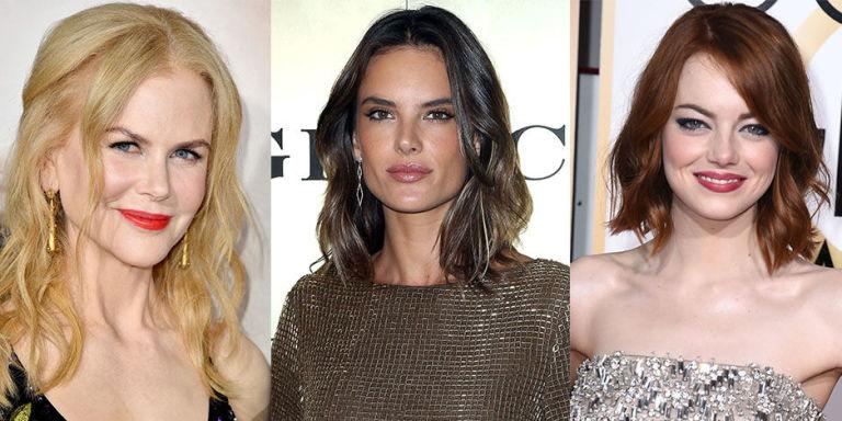 <p>Let your hair down with these tousled tress looks<span>.</span></p>