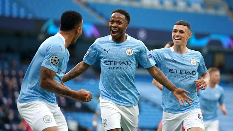 Sterling hails City's energy and passion after win over Real Madrid