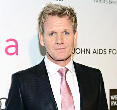 """Gordon Ramsay on Feud With Father-In-Law: """"In a Sense, I've Had Two S--t Dads"""""""