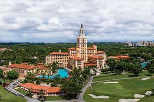 The Biltmore Hotel, a national historic landmark located in the heart of Coral Gables, celebrates 95 years since it first opened its doors on January 15, 1926. The Biltmore's signature and classic Mediterranean-inspired style has remained consistent throughout its 95-year history, and the resort continues to expand upon its timeless look while maintaining its status as a premier luxury hotel.