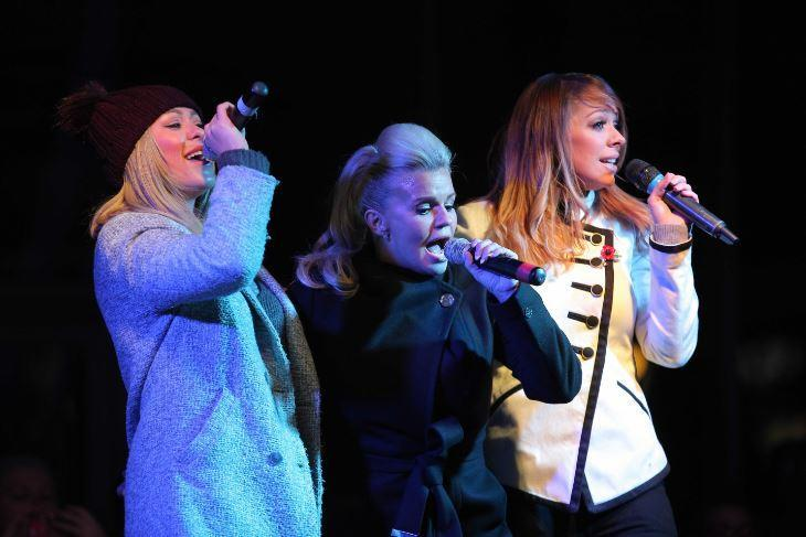 'Atomic Kitten' performed for just 21 people at a Dubai show