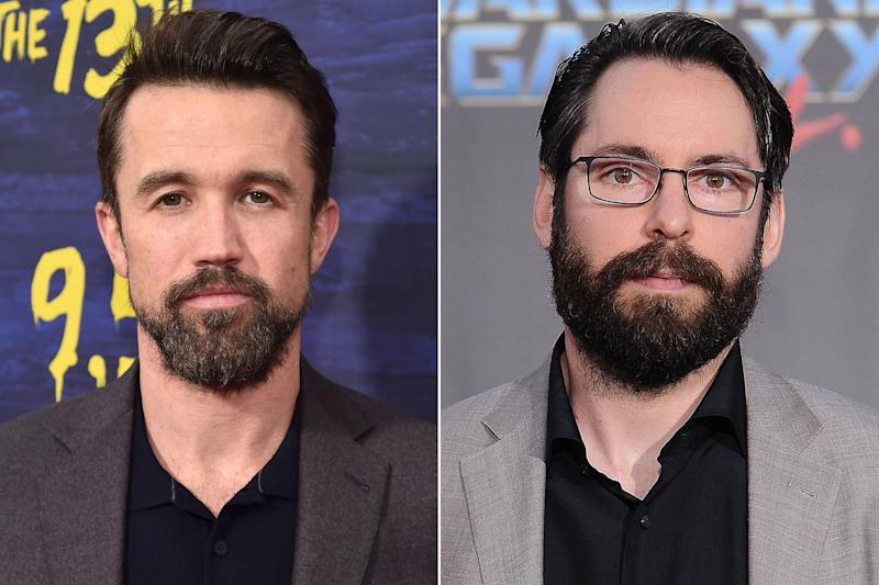 Rob McElhenney, Martin Starr were in the   Game of Thrones season 8 premiere