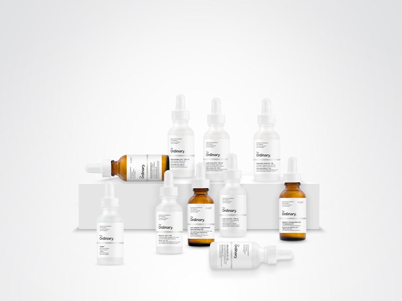 "<p>The price points at The Ordinary are hard to beat and the quality is on par with high-end skincare brands. Both men and women will love receiving a slew of The Ordinary goodies that won't run over $40. When we say, ""won't break the bank,"" we mean retinol serums start at $3 with the priciest items clocking in at $18.<br /><strong><a rel=""nofollow"" href=""https://theordinary.com/default?ccm=6afb414ca0a748bd85ed7ead6c4e6729f133993f2fd49d2697d9aa1f3700dc05f70102cb1d00da802a8fe86a4f7a904b2cc58b019d79610ab89b7e00b33f328bc753a4096d6833cfdfd104393f7b6d2ef60725dbd75bf59bf1597b57999412f45d7c6b0ccdadeca071038790a2b5baac4cb1030ea3820e17babcf61c131d830bd6d66752f264fc0b2edeaa793b1ccff2&ccvis=1"">SHOP IT: Deciem, $3-$18</a></strong> </p>"