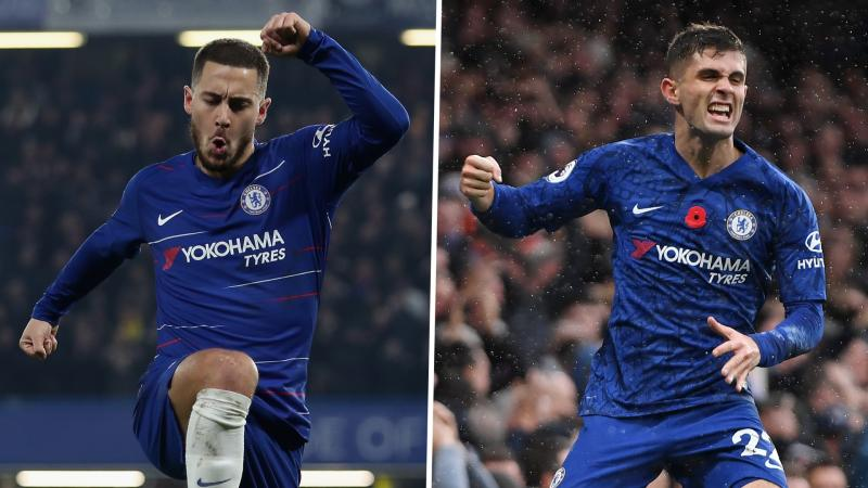 'If Pulisic stays at Chelsea, he'll be better than Hazard' – USMNT star backed by Cascarino to outshine Belgian