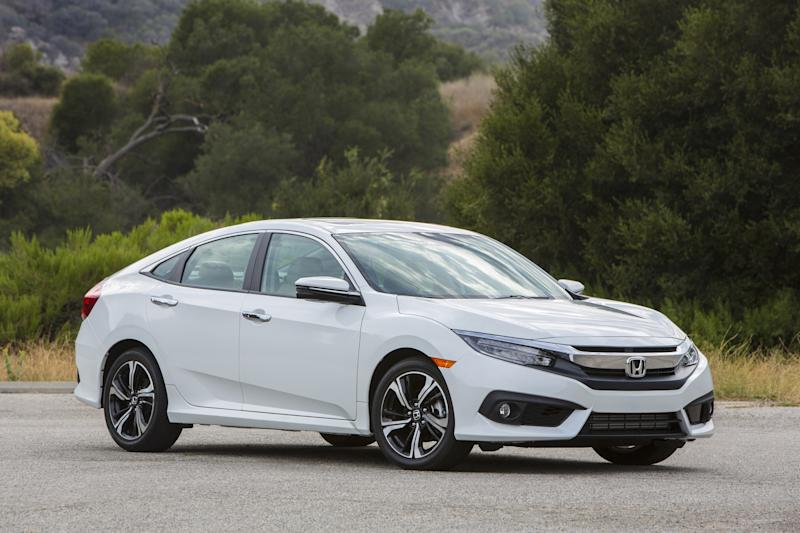 Here Are The Best Family Cars For - Best honda cars 2016