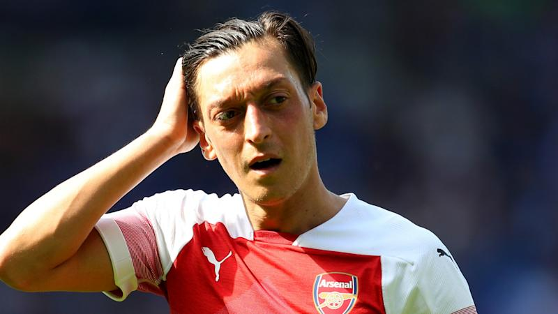 'Racism must come to an end!' - Turkey president Erdogan reiterates support for Arsenal star Ozil