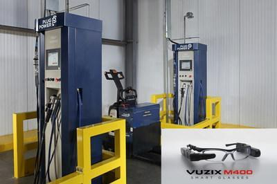 Plug Power Develops Vuzix Smart Glasses-Based Remote Training and Onboarding Program to Support its Hydrogen Fuel Cells