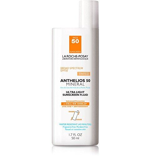 """<p><strong>La Roche-Posay</strong></p><p>amazon.com</p><p><strong>$28.47</strong></p><p><a href=""""http://www.amazon.com/dp/B007U54P36/?tag=syn-yahoo-20&ascsubtag=%5Bartid%7C2141.g.26902204%5Bsrc%7Cyahoo-us"""" target=""""_blank"""">SHOP NOW</a></p><p>The non-tinted version of this mineral SPF was named on our list of the top <a href=""""https://www.prevention.com/beauty/a20478568/best-sunscreens-for-face/"""" target=""""_blank"""">sunscreens for your face</a> by board-certified dermatologist <a href=""""http://www.zeichnerdermatology.com/"""" target=""""_blank"""">Joshua Zeichner, MD.</a> But in addition to protective antioxidants, a lightweight feel, and matte finish, the tinted version offers additional coverage when your complexion needs a little boost. While some heavy, greasy sunscreens can cause breakouts, this fast-absorbing,<strong> noncomedogenic formula</strong> <strong>won't clog your pores </strong>and will keep you looking fresh-faced. </p>"""