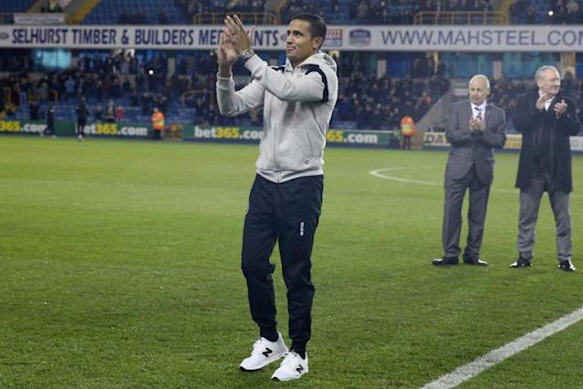 Tim Cahill in line for second Millwall debut against Cardiff