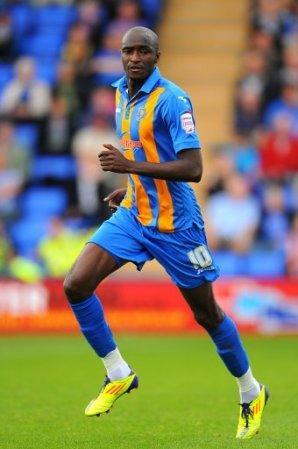 Marvin Morgan, Shrewsbury Town