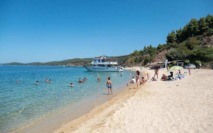 Greece hopes to welcome British holidaymakers by mid May - Getty