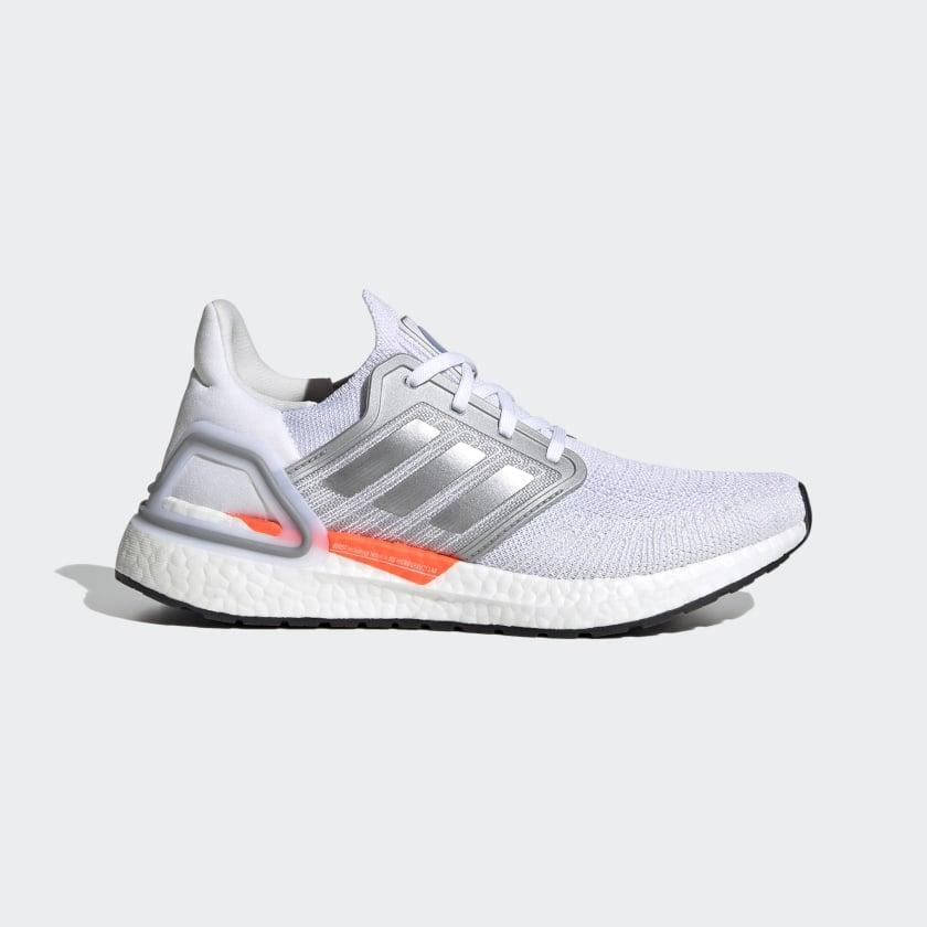 <p>These comfortable, supportive, flexible <span>Adidas UltraBoost Running Shoes</span> ($180) are one of our top picks. They're supremely cushioned, and feel like walking on a cloud.</p>
