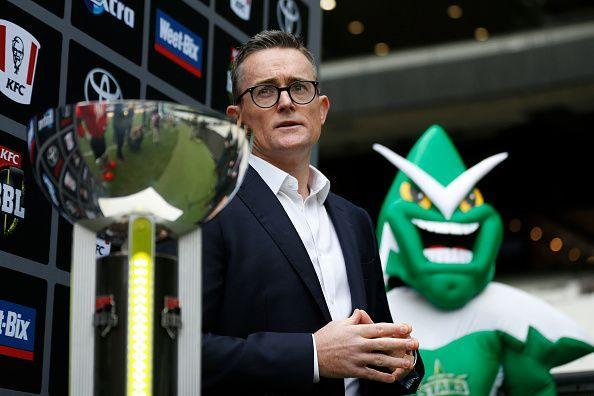 Big Bash League Media Announcement