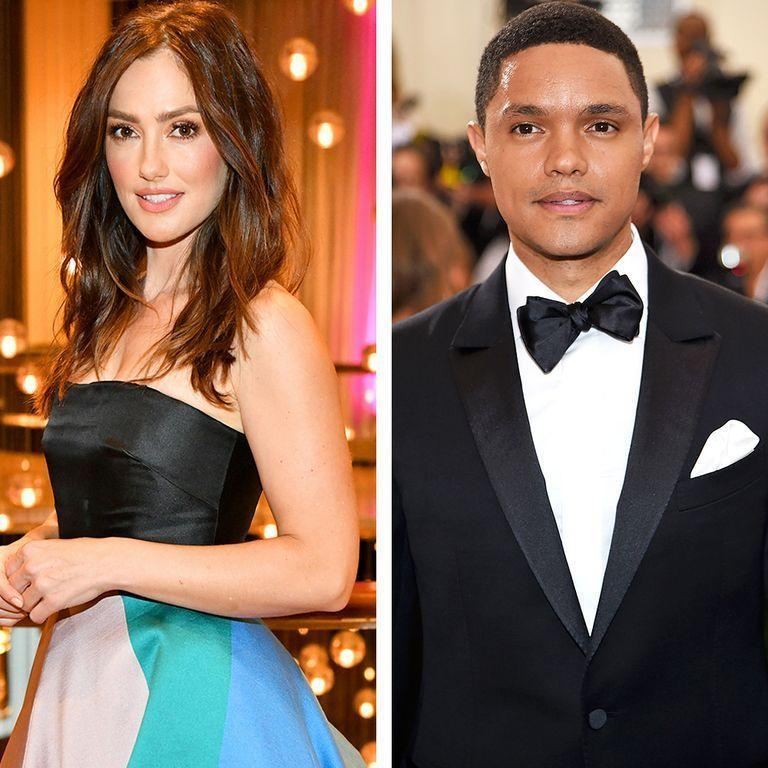 All About Minka Kelly, Trevor Noah's Reported Girlfriend
