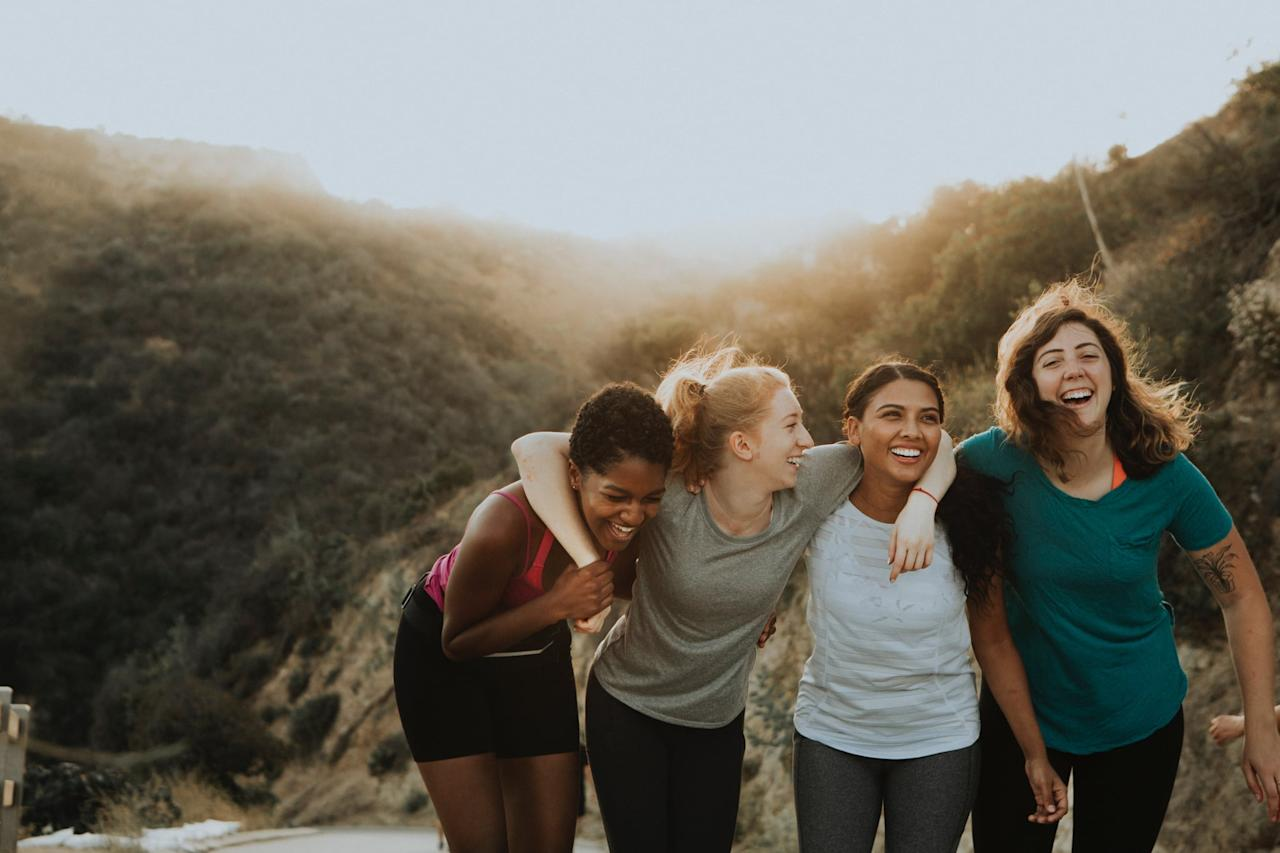 <p>When you join a sorority, you're part of a large, diverse group of women who become your sisters. Everyone comes from unique backgrounds and you'll learn so much from the interests and activities of others.</p>