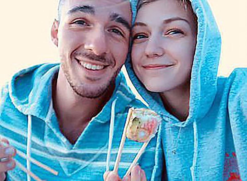 Gabby Petito and her boyfriend Brian Laundrie had been together for more than two years. Source: PA via AAP