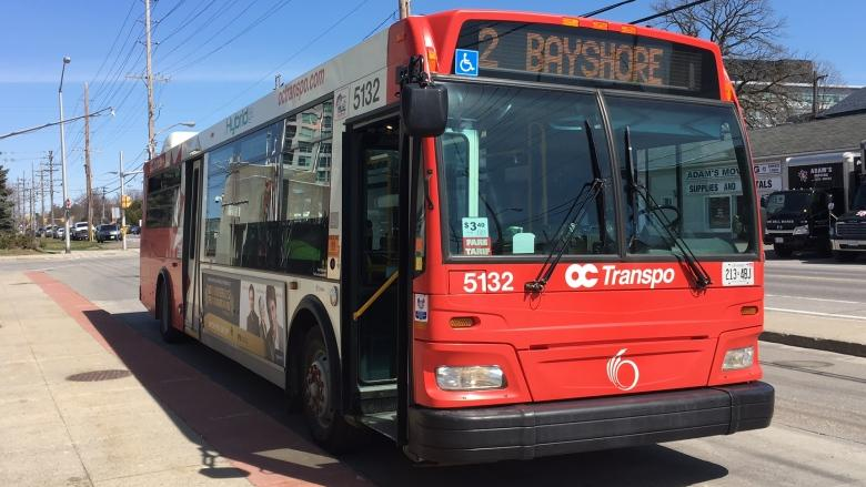 New OC Transpo route numbers take effect Sunday
