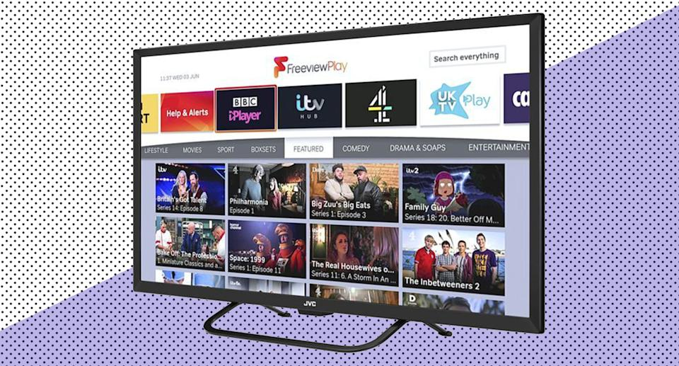 The TV deal you won't want to miss. (Currys PC World)