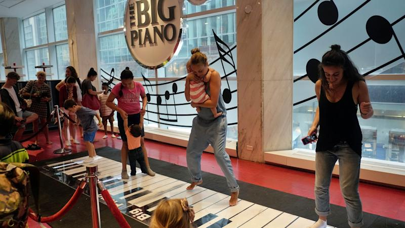 FAO Schwarz to open its largest flagship toy store in Beijing to introduce Chinese consumers to 'experiential' shopping