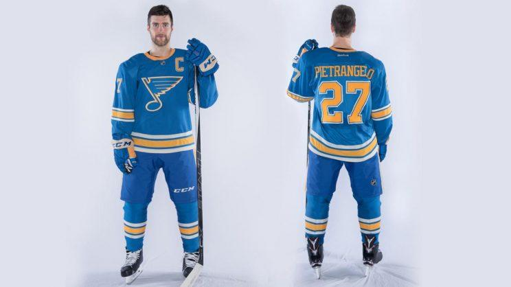 Pass or Fail  St. Louis Blues 2017 Winter Classic jersey 511d8e646