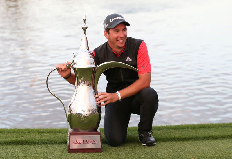 Herbert celebrates Australia Day with maiden title in Dubai
