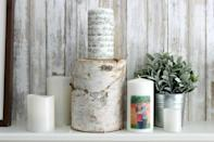 """<p>Mom will never want to burn this candle with a family picture on it — but the keepsake will make for an adorable and sweet-smelling memory for the counter!</p><p><em><strong>Get the tutorial from <a href=""""https://thecrazycraftlady.com/diy-image-transfer-candles/"""" rel=""""nofollow noopener"""" target=""""_blank"""" data-ylk=""""slk:The Crazy Craft Lady"""" class=""""link rapid-noclick-resp"""">The Crazy Craft Lady</a>.</strong></em></p><p><strong><a class=""""link rapid-noclick-resp"""" href=""""https://www.amazon.com/Pillar-Candles-Assorted-Wedding-Restaurant/dp/B07PPPNSST/ref=sr_1_5?keywords=white%2Bpillar%2Bcandles&qid=1570111283&sr=8-5&th=1&tag=syn-yahoo-20&ascsubtag=%5Bartid%7C10063.g.34832092%5Bsrc%7Cyahoo-us"""" rel=""""nofollow noopener"""" target=""""_blank"""" data-ylk=""""slk:SHOP PILLAR CANDLES"""">SHOP PILLAR CANDLES</a></strong> </p><p><strong>________________________________________________</strong><br><br><br><em>Want more Woman's Day? </em><a href=""""https://subscribe.hearstmags.com/subscribe/womansday/253396?source=wdy_edit_article"""" rel=""""nofollow noopener"""" target=""""_blank"""" data-ylk=""""slk:Subscribe to Woman's Day"""" class=""""link rapid-noclick-resp""""><em>Subscribe to Woman's Day</em></a><em> today and get </em><strong><em>73% off your first 12 issues</em></strong><em>. And while you're at it, </em><a href=""""https://link.womansday.com/join/3o9/wdy-newsletter"""" rel=""""nofollow noopener"""" target=""""_blank"""" data-ylk=""""slk:sign up for our FREE newsletter"""" class=""""link rapid-noclick-resp""""><em>sign up for our FREE newsletter</em></a><em> for even more of the Woman's Day content you want.</em><br><br></p>"""