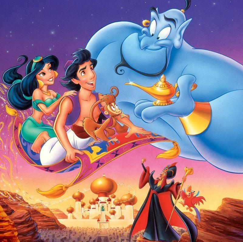 """<p>You may never have had a friend like the Genie, but you can pretend you do while watching Aladdin defend Agrabah from the evil Jafar. </p><p><a class=""""link rapid-noclick-resp"""" href=""""https://go.redirectingat.com?id=74968X1596630&url=https%3A%2F%2Fwww.disneyplus.com%2Fmovies%2Faladdin%2F2SngByljXESE&sref=https%3A%2F%2Fwww.countryliving.com%2Flife%2Fentertainment%2Fg30875475%2Fkids-movies-disney-plus%2F"""" rel=""""nofollow noopener"""" target=""""_blank"""" data-ylk=""""slk:STREAM NOW"""">STREAM NOW</a></p>"""