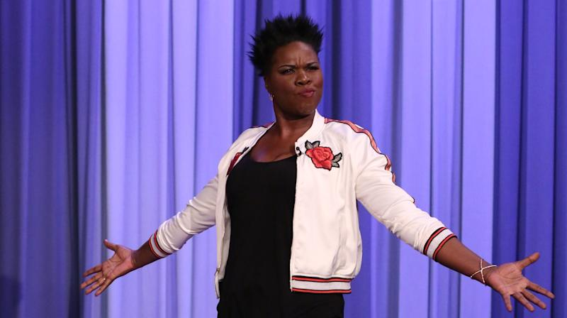 Leslie Jones Freaks Out Over 'GoT'