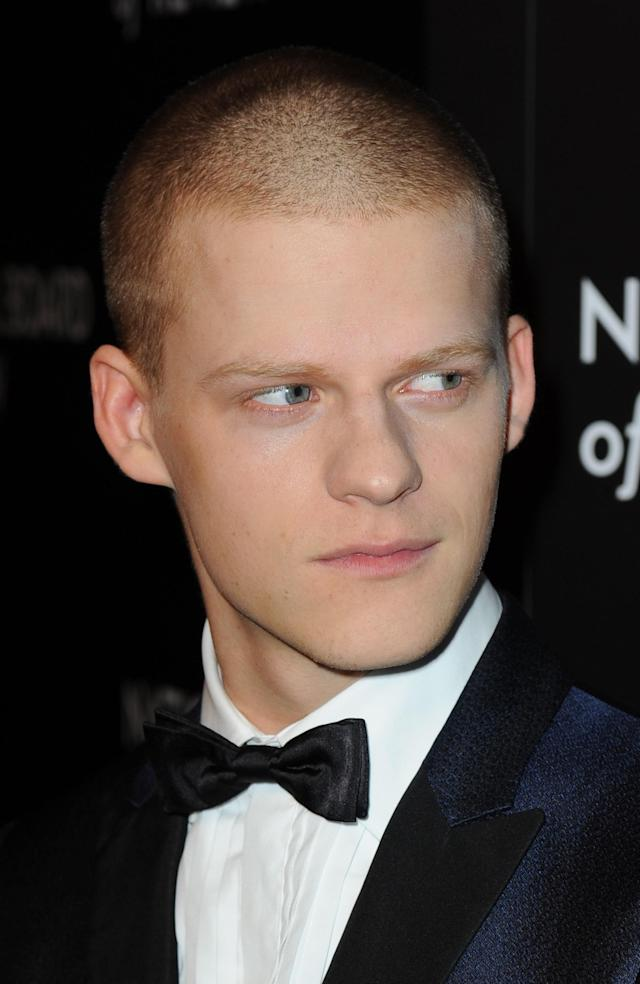 Lucas Hedges at the National Board of Review Awards 2017 in New York. (Photo: Kristin Callahan/Everett Collection)